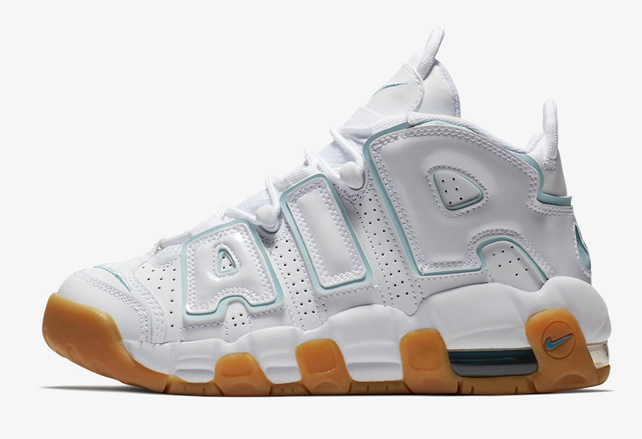 2021 Cheap Wholesale Nike Air More Uptempo Gum 415082-107