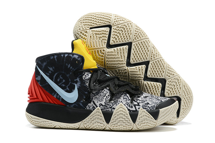 2021 Cheap Wholesale Nike Kyrie S2 Hybrid Red Blue Black Rice Cream Yellow
