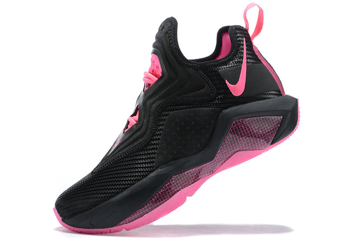 2021 Cheap Wholesale Nike Lebron Soldier 14 Kay Yow Black Pink