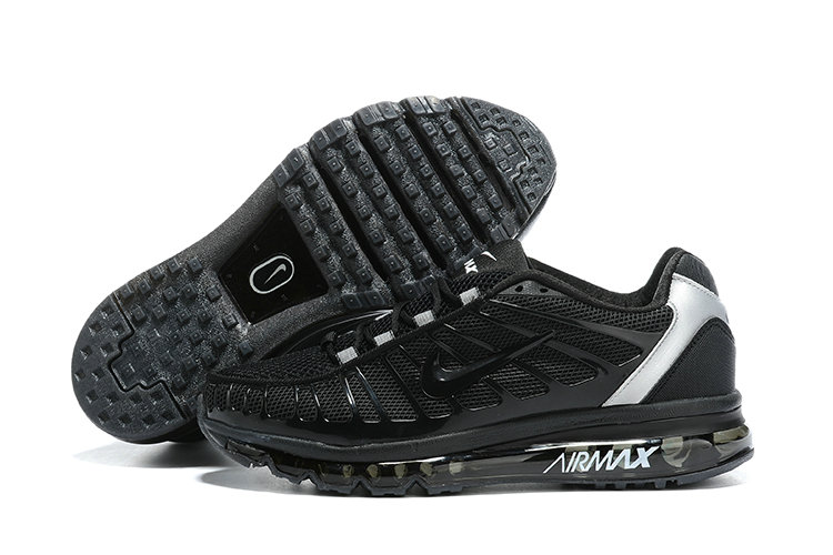 2021 Where To Buy Cheap Wholesale Nike Air Max 2020 Rubber Black
