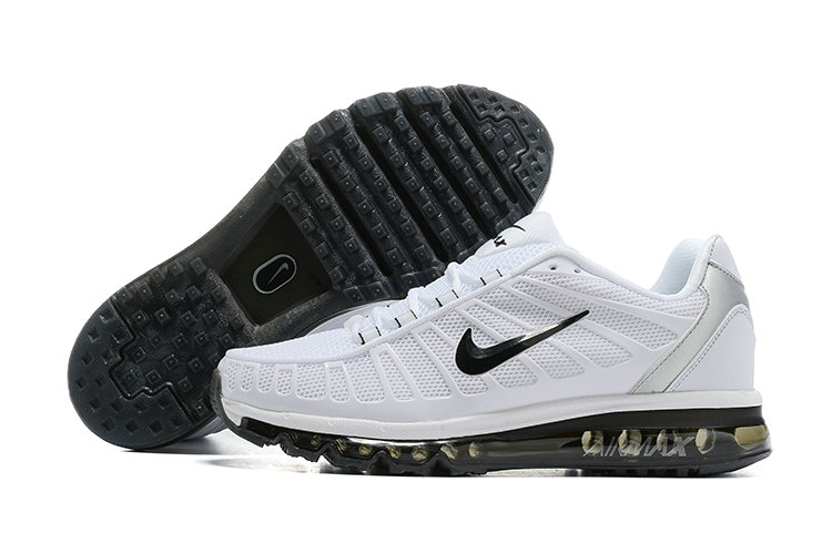 2021 Where To Buy Cheap Wholesale Nike Air Max 2020 Rubber White Black