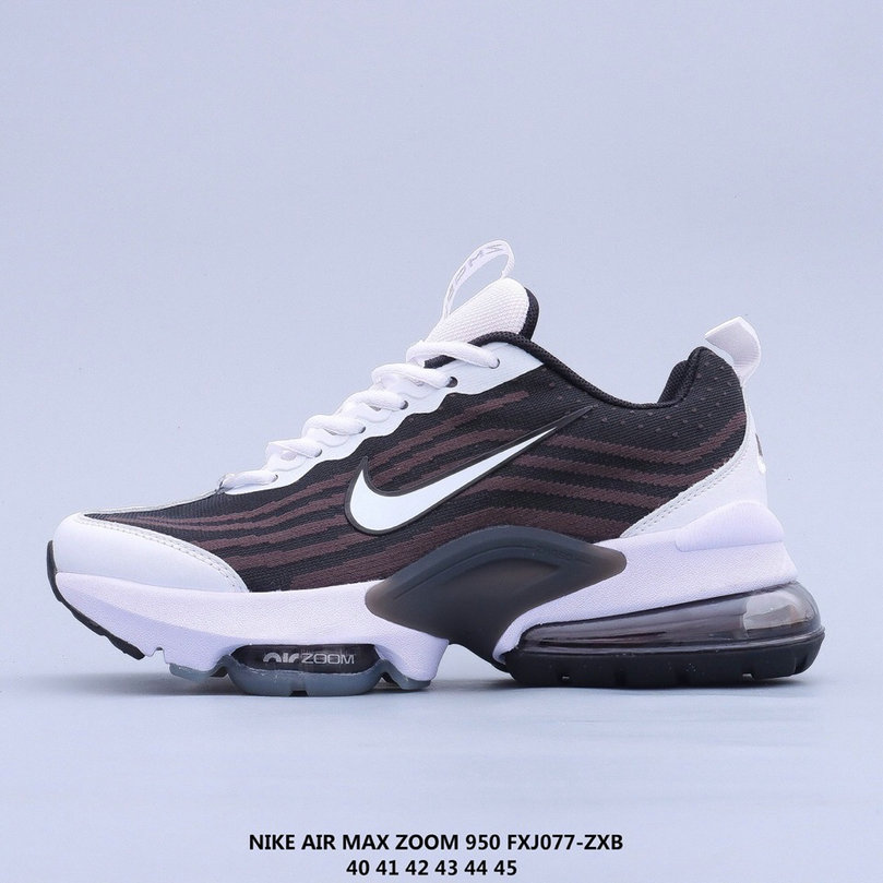 2021 Where To Buy Cheap Wholesale Nike Air Max 950 Brown White Black
