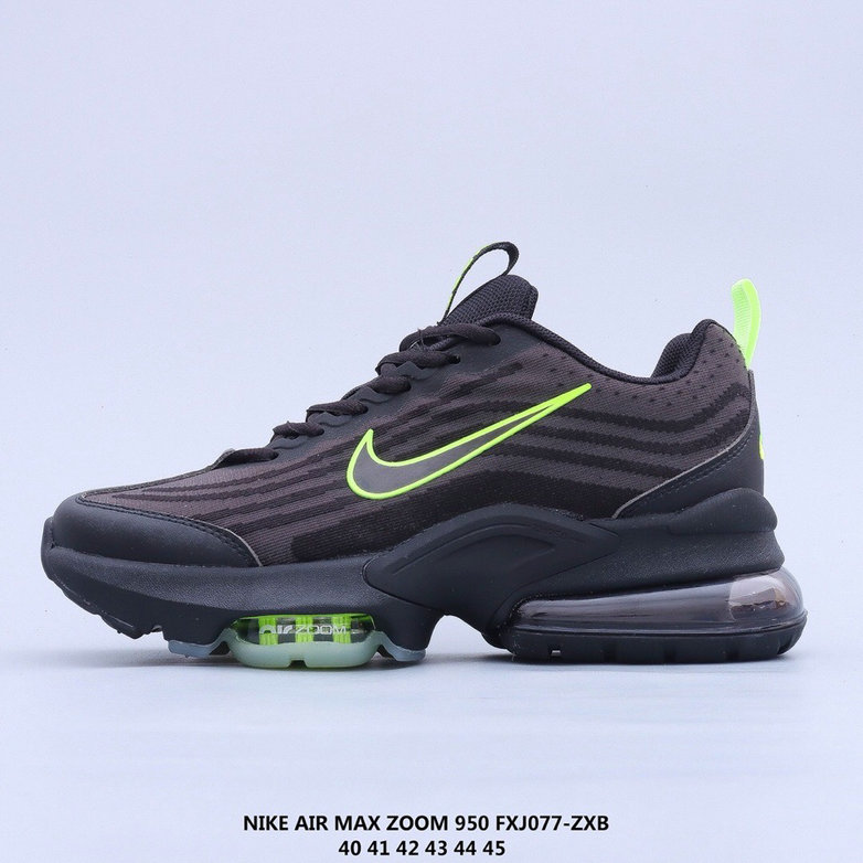 2021 Where To Buy Cheap Wholesale Nike Air Max 950 Green Black