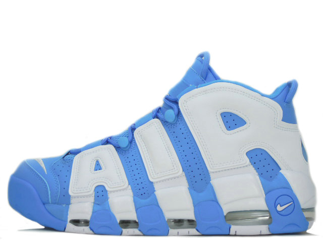 2021 Where To Buy Cheap Wholesale Nike Air More Uptempo 96 University Blue 921948-401