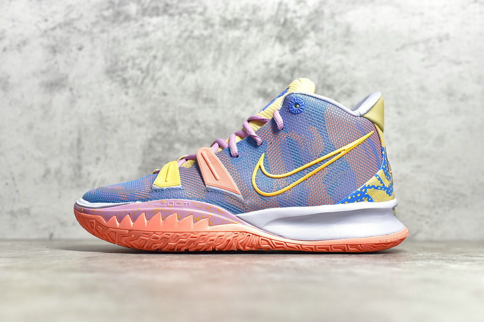 2021 Where To Buy Cheap Nike Kyrie 7 Expressions DC0589-003