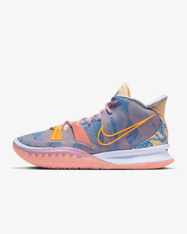 2021 Where To Buy Cheap Wholesale Nike Kyrie 7 Preheat Expressions DC0588-003