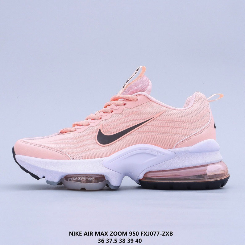 2021 Where To Buy Cheap Wholesale Womens Nike Air Max 950 Pink Black White