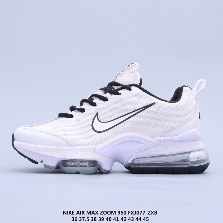 2021 Where To Buy Cheap Wholesale Womens Nike Air Max 950 White Black