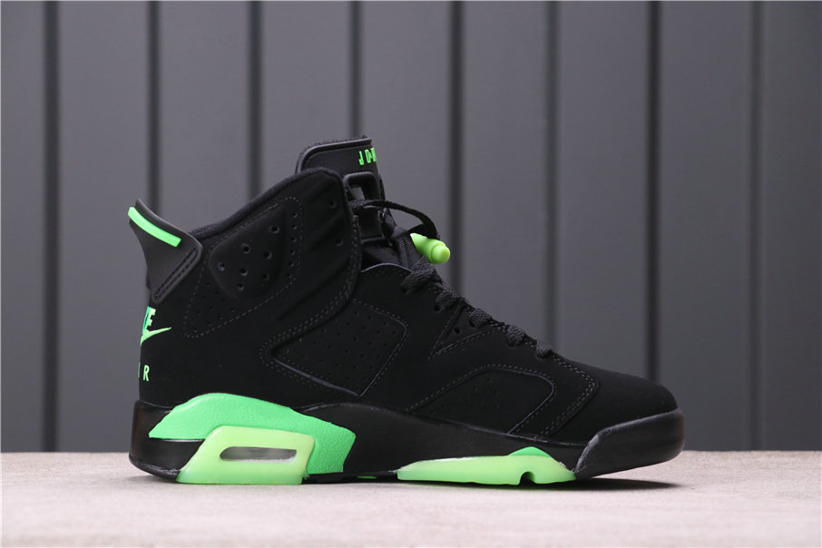 2021 Where To Buy Womens Cheap Air Jordan 6 Electric Green CT8529-003
