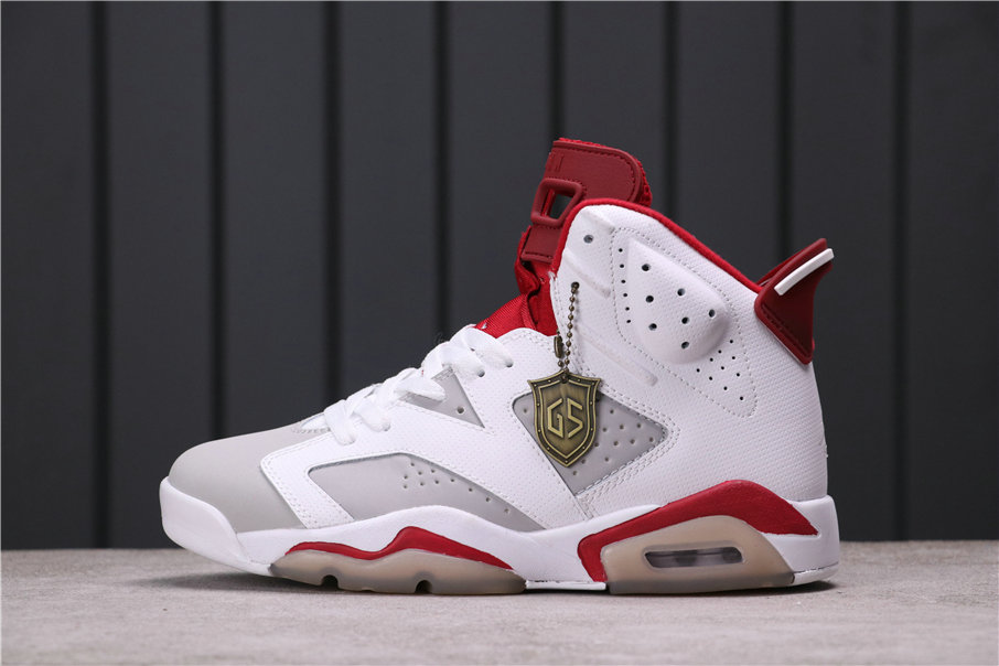 2021 Where To Buy Womens Cheap Air Jordan 6 Retro Alternate Hare 384664-113