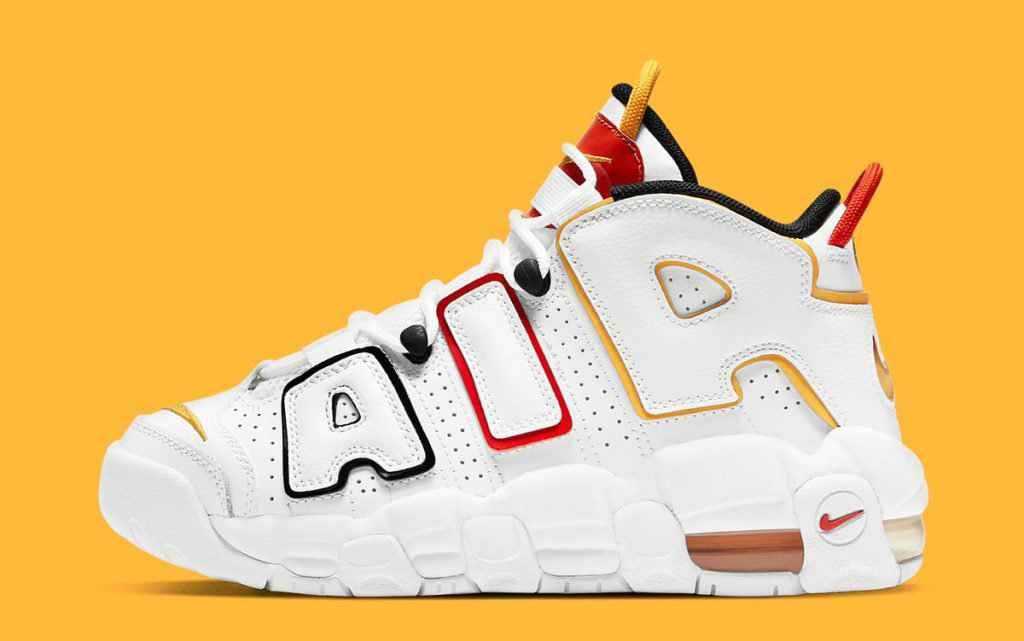 2021 Where To Buy Womens Cheap Nike Air More Uptempo Roswell Rayguns DD9223-100