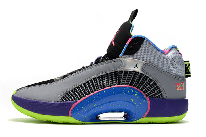 2021 Womens Cheap Wholesale Nike Air Jordan 35 Bel-Air