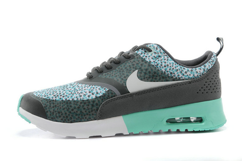 Air Max Thea Grey Jade Green