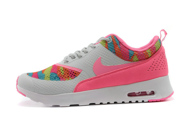 Air Max Thea Women White Grey Pink