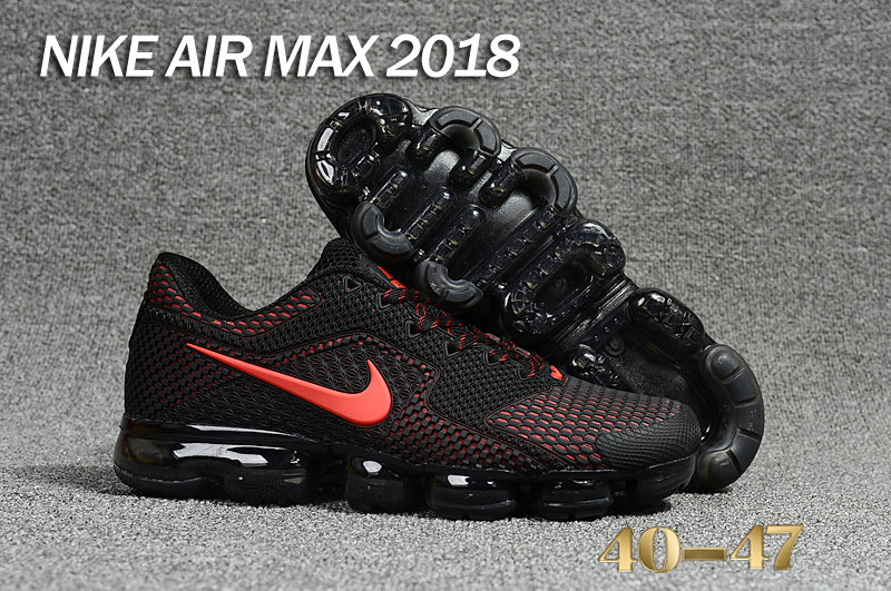 Air Maxs Cheap Wholesale Nike Air Max Day 2018 Black Red
