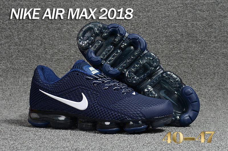 Air Maxs Cheap Wholesale Nike Air Max Day 2018 Deep Blue White