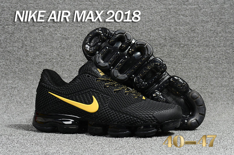 Air Maxs Cheap Wholesale Nike Air Max Day 2018 Gold Black
