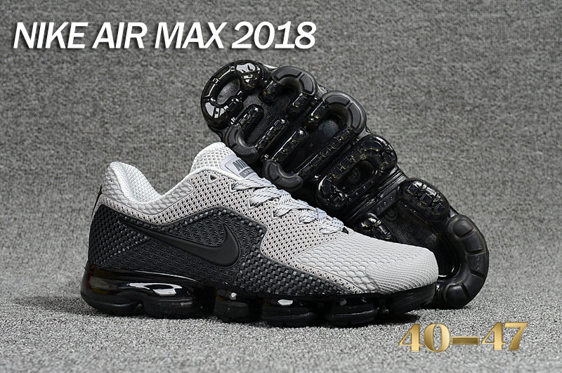 Air Maxs Cheap Wholesale Nike Air Max Day 2018 Grey Black