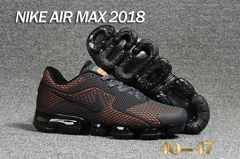 Air Maxs Cheap Wholesale Nike Air Max Day 2018 Orange Black