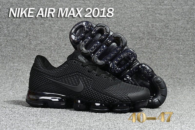 Air Maxs Cheap Wholesale Nike Air Max Day 2018 Triple Black