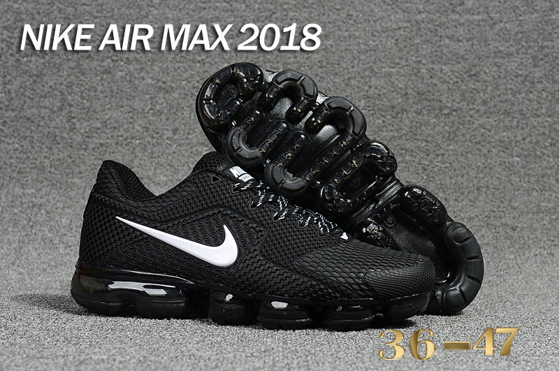 Air Maxs Cheap Wholesale WMNS Nike Air Max Day 2018 White Black