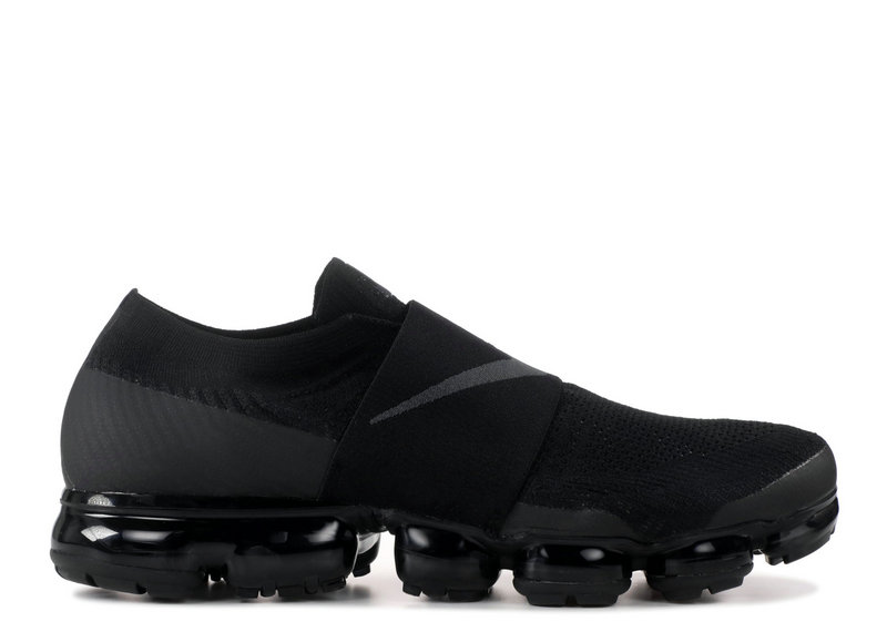 Air VaporMax Nike Cheap Wholesale Nike Air VaporMax Flyknit MOC Black Anthracite