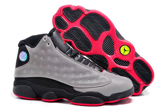 Cheap Wholesale Air Jordan 13 Gym Red Grey Black