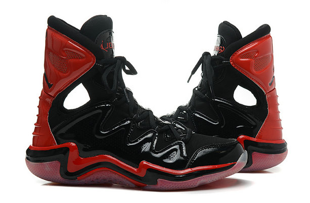 Cheap Wholesale Air Jordan 29 Retro Black Red