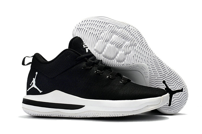 Cheap Wholesale Air Jordan CP3 X Black White