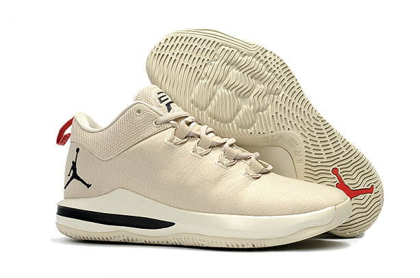 Cheap Wholesale Air Jordan CP3 X Cream Red Black