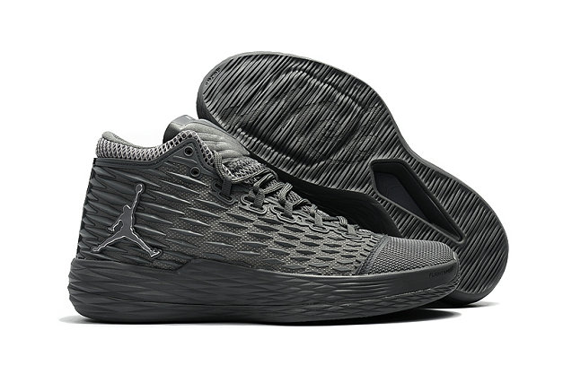 Cheap Wholesale Air Jordan Melo M13 Grey