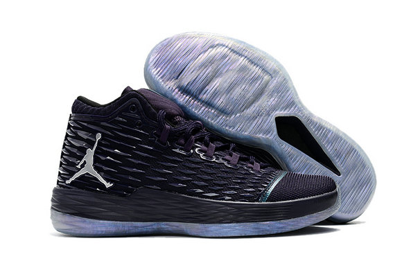 Cheap Wholesale Air Jordan Melo M13 Purple Black