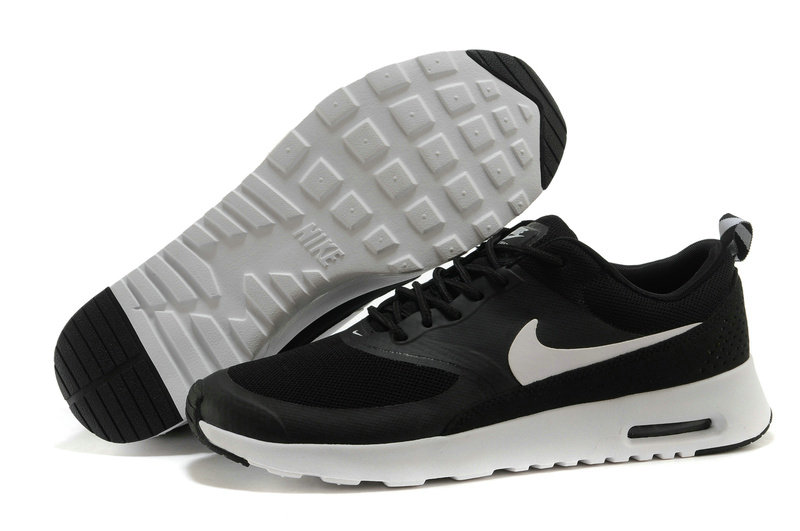 Cheap Wholesale Air Max Thea Black White