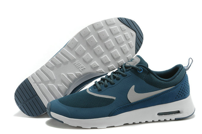 Cheap Wholesale Air Max Thea Cyan Blue White