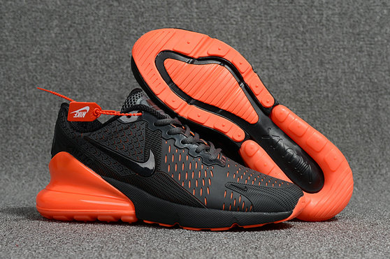 Air Max Cheap Wholesale x Nike Air Max 270 Orange Black