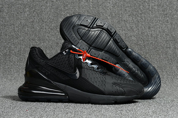 2dc8e1db23a Air Max Cheap Wholesale x Nike Air Max 270 Total Black - China ...
