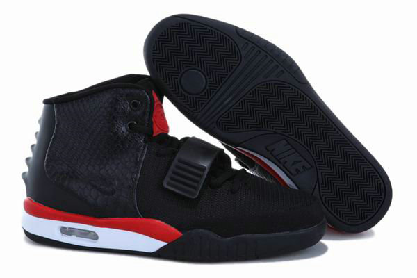 Cheap Wholesale Air Yeezy 2 Red Black White