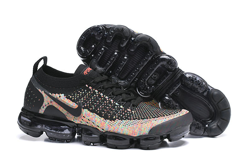 Wholesale Cheap Classic Multi-Color Appears On The Nike Vapormax Flyknit 2.0