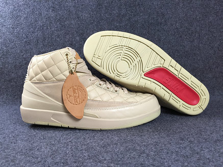 Cheap Wholesale Don C x Air Jordan 2 Beach