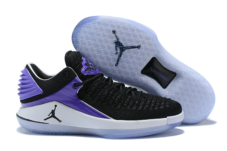 Air Jordans Cheap Wholesale x Air Jordan XXX2 Purple Black White