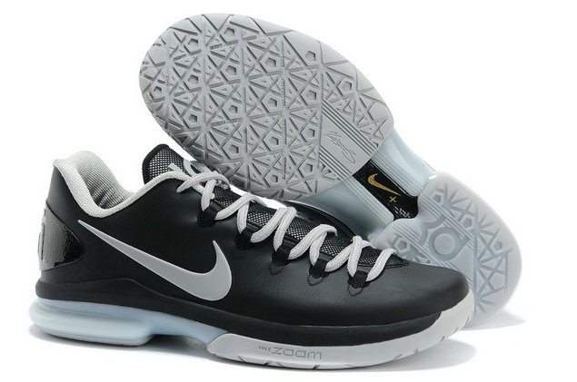 Cheap Wholesale KD 5 Elite White Black