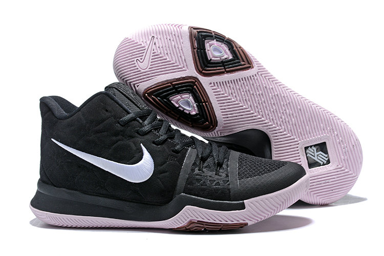 Cheap Wholesale Kyrie 3 Nike Kyrie Irving 3 Air Cushion Purple Black