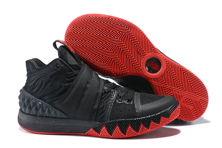 Cheap Wholesale Kyrie Irving Nike Kyrie S1Hybrid Red Black