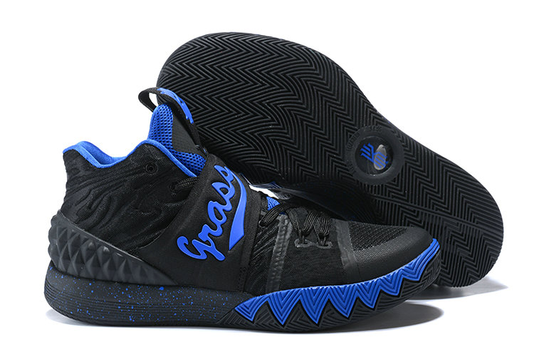 Cheap Wholesale Kyrie Irving Nike Kyrie S1Hybrid Royal Blue Black