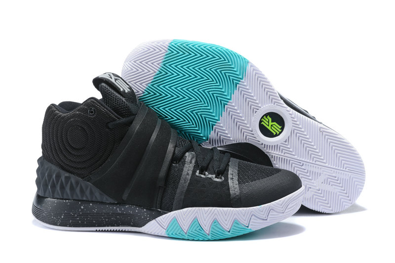 Cheap Wholesale Kyrie Irving Nike SIHYBRID Green Black White