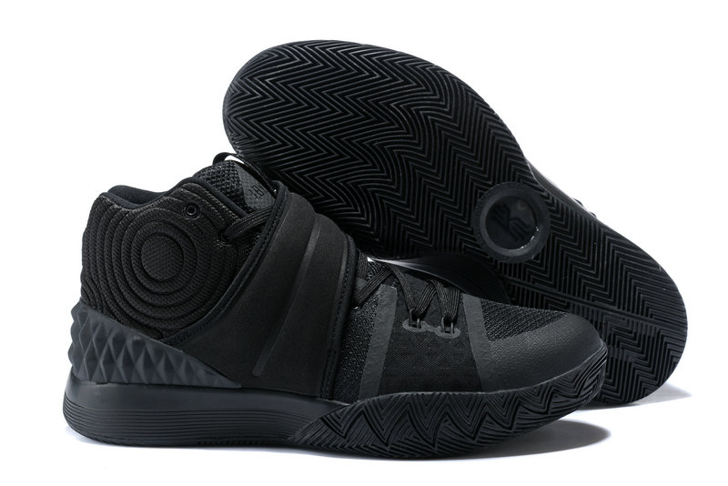Cheap Wholesale Kyrie Irving Nike SIHYBRID Total Black
