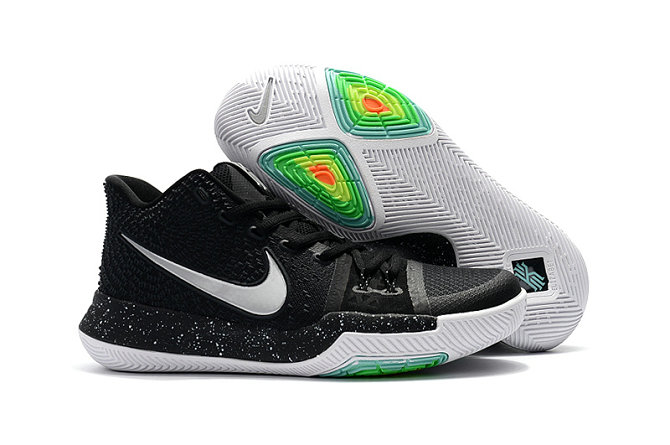 Cheap Wholesale Kyrie Shoes Nike Kyrie Irving 3 Womens White Black