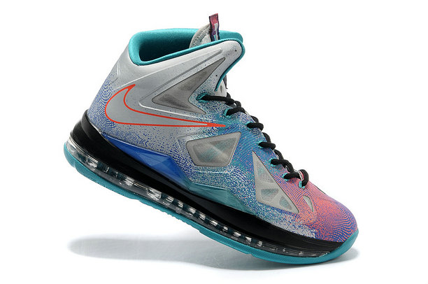 Cheap Wholesale LeBron 10 Pure Platinum