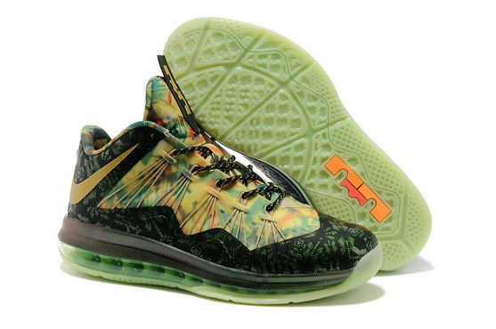 Cheap Wholesale Lebron 10 Low MVP Shoes