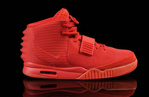 Cheap Wholesale Mens Whole Red Air Yeezy 2